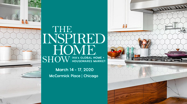 THE INSPIRED HOME SHOW 2020 – CHICAGO